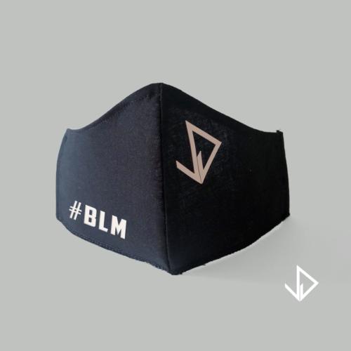 mondkapje #BLM - Vinesdutch